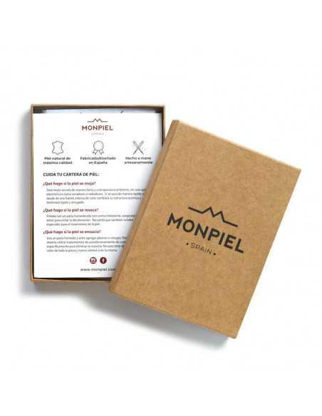 Caja regalo cartera MONPIEL