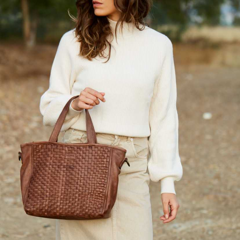 Bolso Shopper Mediano Soul