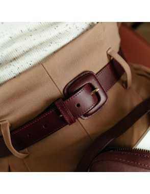 Cintura Donna in Pelle...