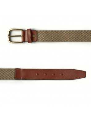 Cintura Elastica in Pelle...