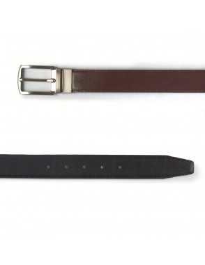 Cintura uomo reversibile -...
