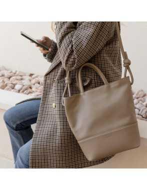 Large Hobo Bag Knots - Topo
