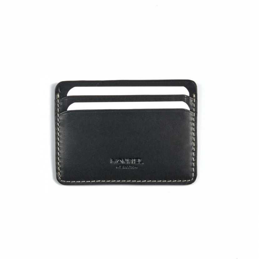 Leather card holder Mini
